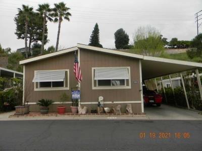 Mobile Home at 17350 E. Temple Avenue #344 La Puente, CA 91744