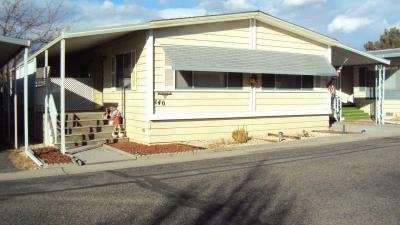 Mobile Home at 140 Trogan Carson City, NV 89706