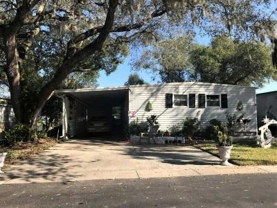 Mobile Home at Lakeshore Villa Street, #33 Tampa, FL 33613