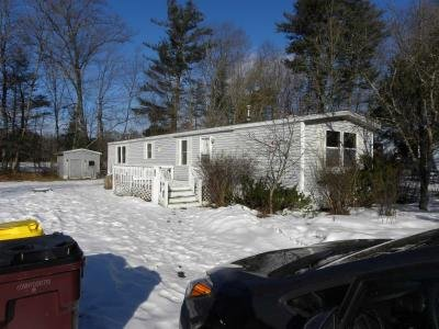 Mobile Home at 120 Ballard Rd Gansevoort, NY 12831