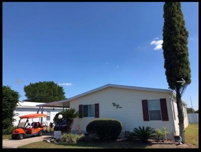Mobile Home at 34702 Green Arbor St Zephyrhills, FL 33541