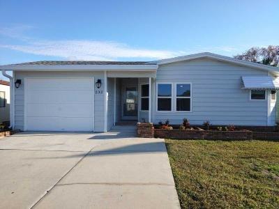 Mobile Home at 233 Bougainvillea Lane Parrish, FL 34219