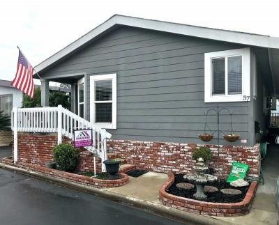 Mobile Home at 10681 Oak St #57 Los Alamitos, CA 90720