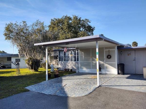 1971 TRIN Mobile Home For Sale
