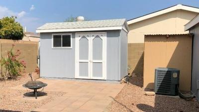 Mobile Home at 16101 N. El Mirage Rd. #386 El Mirage, AZ 85335