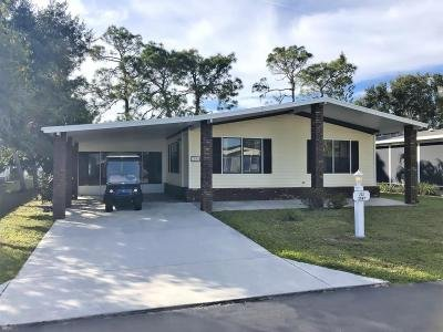 Mobile Home at 2597 Macon Circle  #232 North Fort Myers, FL 33903