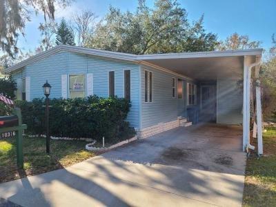 Mobile Home at 10316 Oak Forest Dr. Riverview, FL 33569