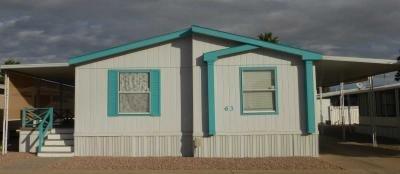 Mobile Home at 2701 E Utopia Road #63 Phoenix, AZ 85050