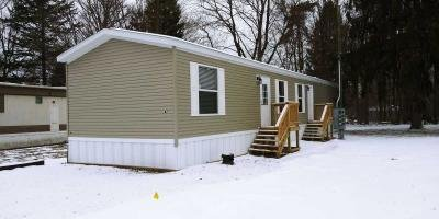 Mobile Home at 3107 S. Myers Road Geneva, OH 44041