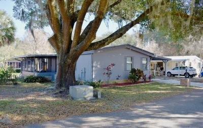 Mobile Home at 28944 Hubbard Street, Lot 73 Leesburg, FL 34748