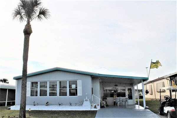 1984 PALM Mobile Home For Sale
