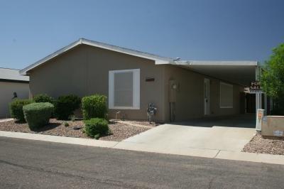 Mobile Home at 16101 N. El Mirage Rd. #441 El Mirage, AZ 85335