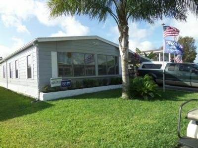 Mobile Home at 10 Camino Real Court Lot % Eastern Shores Edgewater, FL 32132