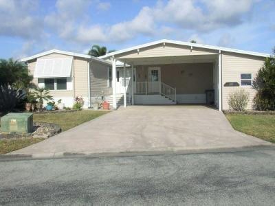 Mobile Home at 511 Venue Ct. Vero Beach, FL 32966