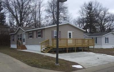 Mobile Home at 165 Laurie Circle Jackson, MI 49203
