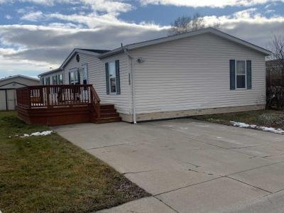 Mobile Home at 33250 Rosebush Ct New Haven, MI 48048