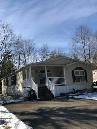 Mobile Home at 22 Valley Gorge Mh Park White Haven, PA 18661