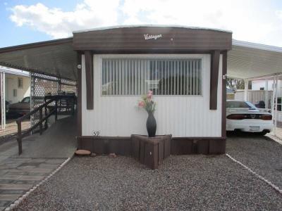 Mobile Home at 15802 S Gilbert Rd, #59 Chandler, AZ 85225
