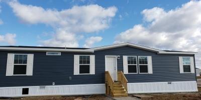 Mobile Home at 7204 E Grand River Lot 133 Portland, MI 48875