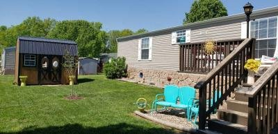 Mobile Home at 346 Tabago Ln Moscow Mills, MO 63362