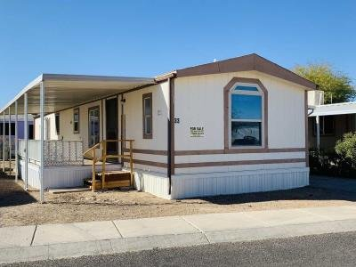 Mobile Home at 2540 W. Curtis #33 Tucson, AZ 85705