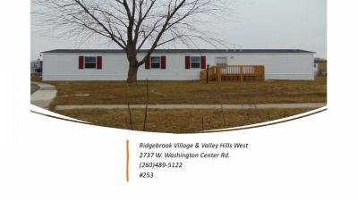 Mobile Home at 2737 W Washington Center Road Fort Wayne, IN 46818