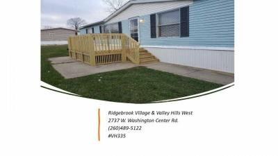 Mobile Home at 2737 W. Washington Center Vh335Road Fort Wayne, IN 46818