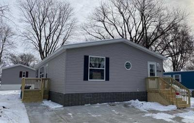 Mobile Home at 5726 Cornell Drive Mounds View, MN 55112