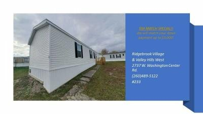Mobile Home at 2737 W. Washington Center Road Fort Wayne, IN 46818