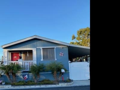 Mobile Home at 1750 Whittier #86 Costa Mesa, CA 92627