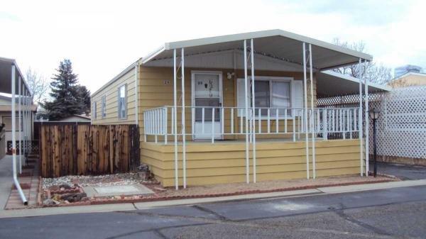 1978 Kingsbrook Mobile Home For Sale