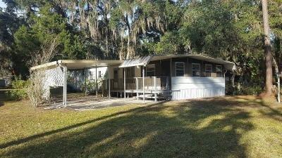 Mobile Home at 1165 Sr 415 New Smyrna Beach, FL 32168