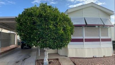 Mobile Home at 702 S. Meridian Rd. # 0108 Apache Junction, AZ 85120
