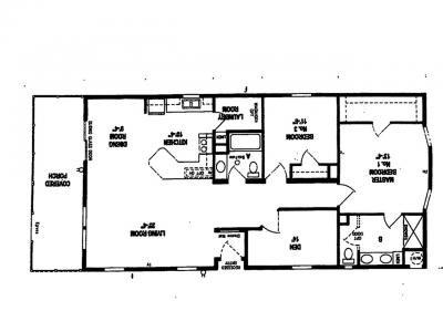 Mobile Home at 2205 Inlet Way Melbourne, FL 32904