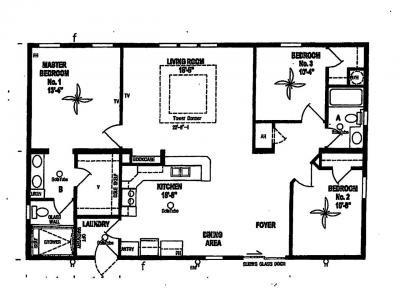 Mobile Home at 2465 Boca Way Place Melbourne, FL 32904