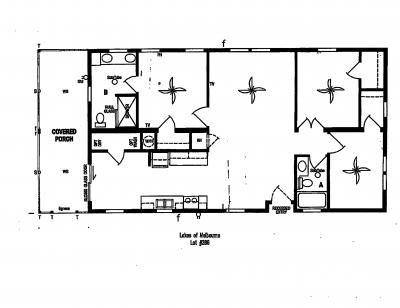 Mobile Home at 2426 Lakes Of Melbourne Drive Melbourne, FL 32904