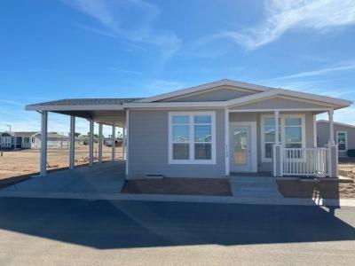 Mobile Home at 1110 North Henness Rd. #2100 Casa Grande, AZ 85122