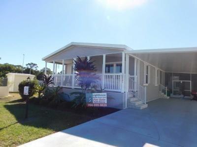 Mobile Home at 14521 Trellis Court Port Charlotte, FL 33953
