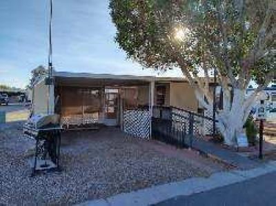 Mobile Home at 10667 S Ave. 10 E #d14 Yuma, AZ 85365