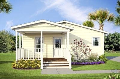 Mobile Home at 1703 Magnolia Ave, Lot #c-22 South Daytona, FL 32119