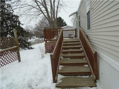 Mobile Home at 822 Norman Drive Stoughton, WI 53589