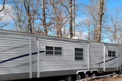 Mobile Home at 34555 Banner St Millsboro, DE 19966