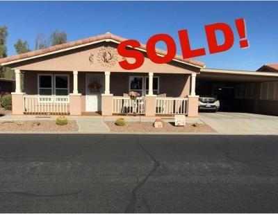 Mobile Home at 7373 E. U. S. Highway 60, # 43 Gold Canyon, AZ 85118