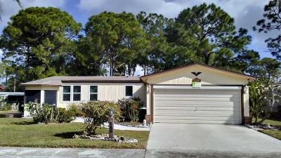 Mobile Home at 246 Las Palmas North Fort Myers, FL 33903