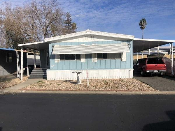 1974 Golden West Mobile Home For Sale