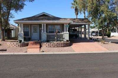 Mobile Home at 2401 W Southern Ave. #81 Tempe, AZ 85282