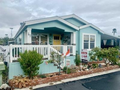 Mobile Home at 1750 Whittier #47 Costa Mesa, CA 92627