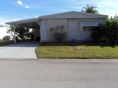 Mobile Home at 7300 20th St. Lot 536 Vero Beach, FL 32966