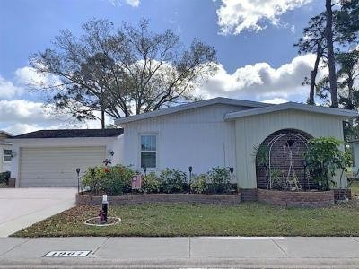 Mobile Home at 1907 Madera Drive North Fort Myers, FL 33903