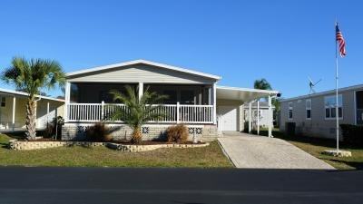 Mobile Home at 3838 Southport Springs Pkwy Zephyrhills, FL 33541